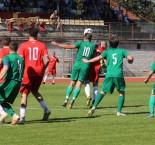 I. A třída: 1.FC Netolice - FK Tatran Prachatice B 3:3