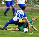 KP: FK Junior Strakonice - Tatran Prachatice 3:2