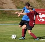 III. třída: FK Olympie Týn n. Vlt. B - TJ Mokré 1:2