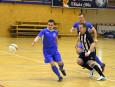 Futsalisté Dynama ve šlágru o postupové šance udolali Kladno. Nastříleli již 100 gólů!