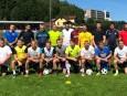 Kovářov vyrazil před historickou sezonou v I. A třídě na soustředění v rakouském Bad Leonfeldenu