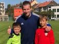 Tomáš Věneček se usadil na Moravě. Trénuje brankáře a chystá životní přestup