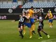 Dynamo po špatném výkonu dostalo gól dvě minuty před koncem duelu s poslední Opavou