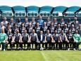 Dynamo na týmovém focení předvedlo nové dresy