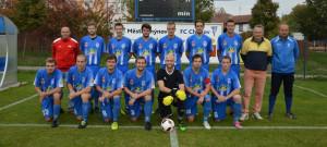 FC Chýnov skončil po podzimu I. A třídy třetí.