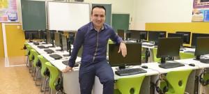 Tomáš Maruška dnes učí na základní škole ve Veselí nad Lužnicí.