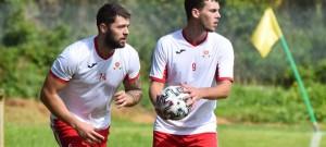 Fotbalisté Bavorova nenašli recept na obranu Dražejova a domácí derby prohráli 0:1.
