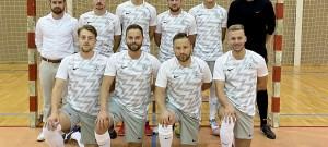 Absolut Černý Dub před druhou sezonou ve 2. lize futsalu.