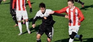 SK Dynamo ČB U21 - FK Viktoria Žižkov komb. 0:3