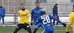 FC Slovan Liberec - FC Písek 3:1