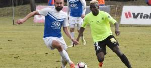 FC MAS Táborsko - FC Slovan Liberec 1:3