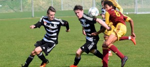 SK Dynamo ČB U17 - Dukla Praha U17 2:1