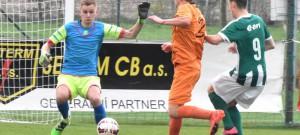 Malše Roudné - SK Aritma Praha 3:0