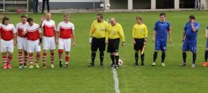 SK Lhenice - FK Lažiště 0:2