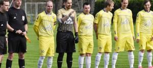 TJ Hluboká n/Vlt. - FK Protivín 2:0