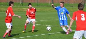 FC Chýnov - FC ZVVZ Milevsko 2:3