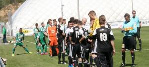 SK Dynamo ČB U21 - Bohemians Praha U21 1:2