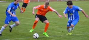 FC Chýnov - Šumavan Vimperk 3:1