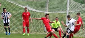 SK Dynamo ČB U21 - FC Zbrojovka Brno U21 4:2