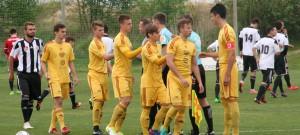 SK Dynamo ČB U21 - FK Dukla Praha 1:4