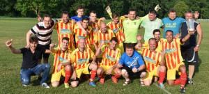 Otavan Štěkeň - FK Junior Strakonice 1:4