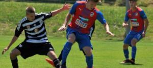 SK Dynamo ČB U19 - FC Viktoria Plzeň U19 1:2