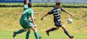 SK Dynamo ČB U17 - FK Meteor Praha VIII 3:2