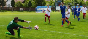 FC Chýnov - Sokol Sezimovo Ústí 2:4