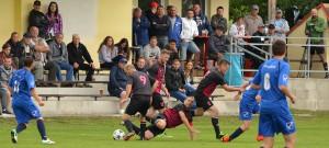 SK Sedlec - FK Lažiště 2:1