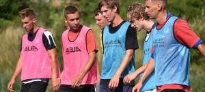 FC Písek vstoupil do letní přípravy