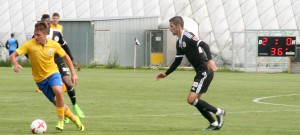 SK Dynamo ČB - SK Benešov 2:0