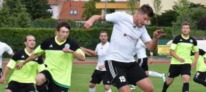 Spartak Soběslav - Tatran Sedlčany 1:3