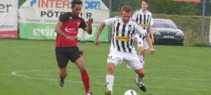 Sportunion Reichenau – FK Spartak Kaplice 3:3