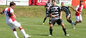 SK Dynamo ČB U21 - SK Slavia Praha U21 1:1