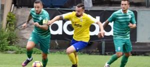 FK Loko Vltavín - FC Písek 2:1