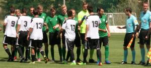 SK Dynamo ČB U21 - 1. FK Příbram U21 7:0