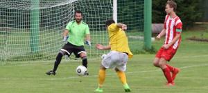 1.FC Netolice - SK Lhenice 1:0