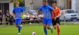 Šumavan Vimperk - FK Vodňany 2:3