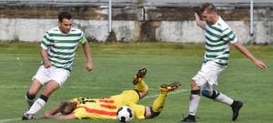 FK Junior Strakonice - SK Vacov 1:1