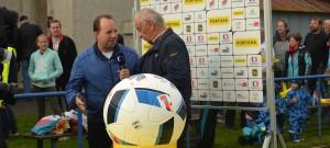 FK Protivín - TJ Hluboká n/Vlt. 4:0