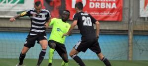 SK Dynamo ČB - SFC Opava 2:1