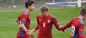 ČR U16 - Německo U16 2:0