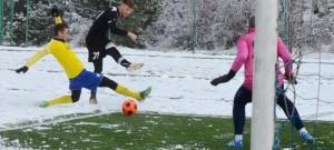 Písek porazil juniorku Viktorie Plzeň