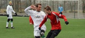 Boršov vyhrál s SKP a drží první místo v Zimní lize