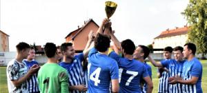 FK Vodňany pohárovým vítězem