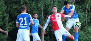 Táborská generálka v Kamenici nad Lipou se Slavií U21