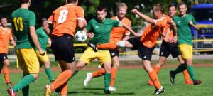 Prachatice získaly první body v derby s Vimperkem