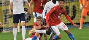 Mezinárodně na Střeleckém ostrově: ČR U20 - Anglie U20 1:1