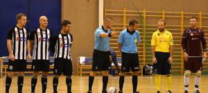 Futsalové Dynamo vytěžilo z domácí premiéry první vítězství