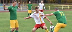 V duelu dvou klubů z okresních měst bodovaly Strakonice